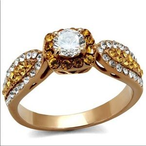 Bundle for Lisa WOW chocolate Levian look ring! 😍